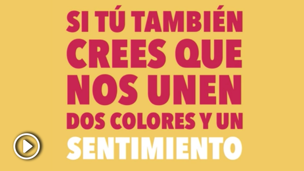 Sociedad Civil Catalana convoca una manifestación en Madrid bajo el lema: «Dos colores, un sentimiento».