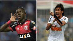 Vinicius Junior mejora los números de Neymar. (AFP)