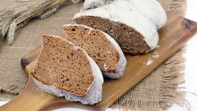 bizcocho con harina de espelta