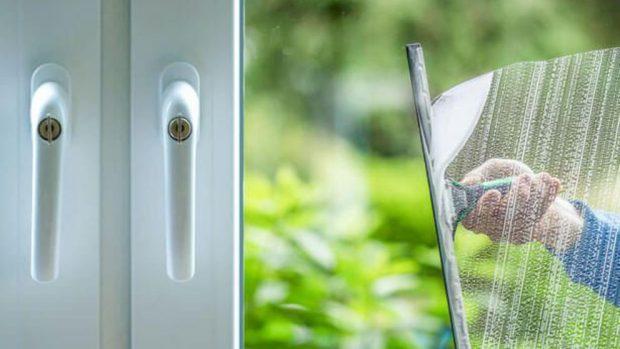 Cómo limpiar cristales interiores y exteriores de la casa para que queden impecables