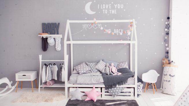 Cómo decorar dormitorios para niñas de forma original paso a ...