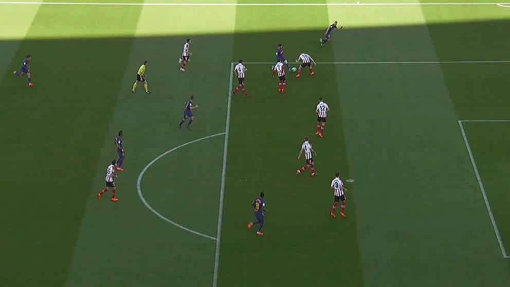 Barcelona athletic en vivo y en directo online for En fuera de juego online