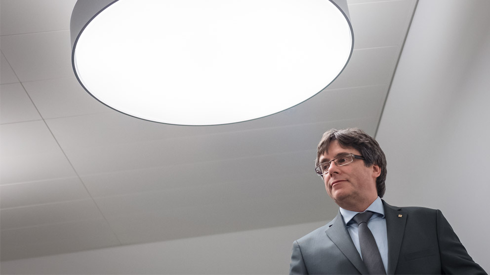 Carles Puigdemont (AFP).