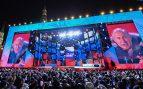 """Vladimir Putin celebra su triunfo como una señal de """"confianza y esperanza de nuestro pueblo"""""""