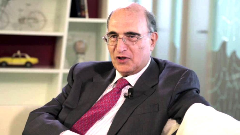 El ex ministro Julián García Vargas.