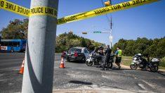 Policía en Austin tras la explosión de una cuarta bomba (Foto: AFP)