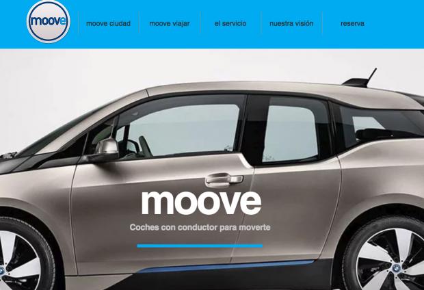 Jaime Castellanos desafía a Uber y al taxi y lanza Moove Cars