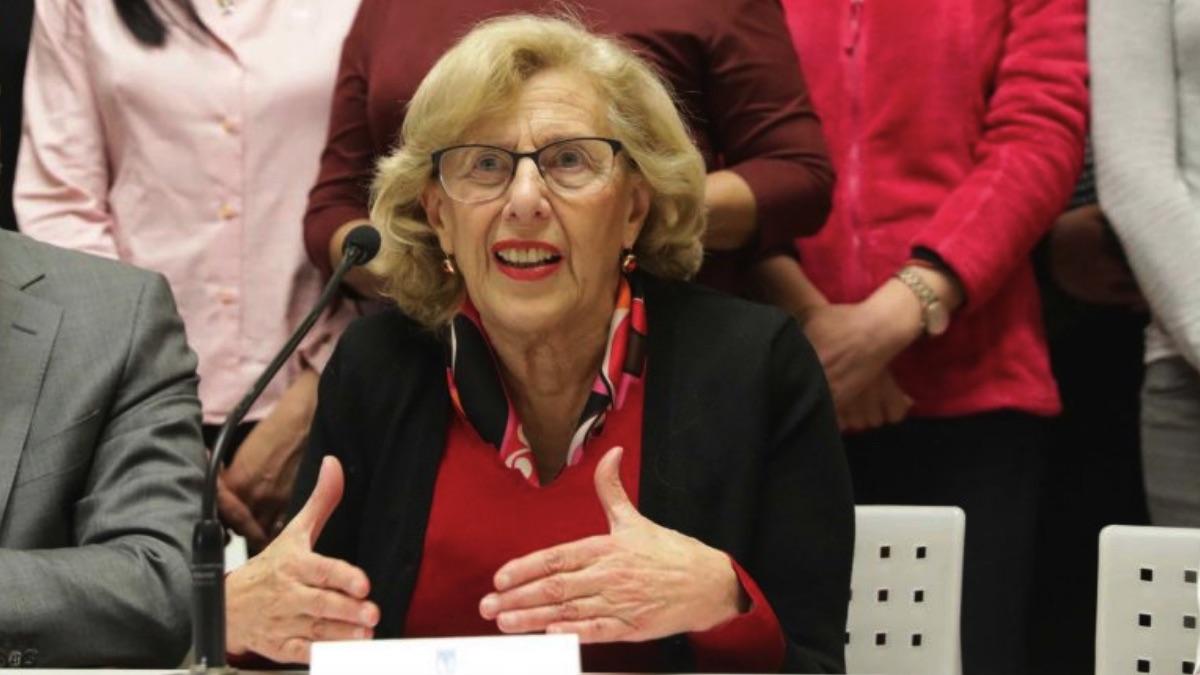 Manuela Carmena, alcaldesa de Madrid. (Foto: Madrid)