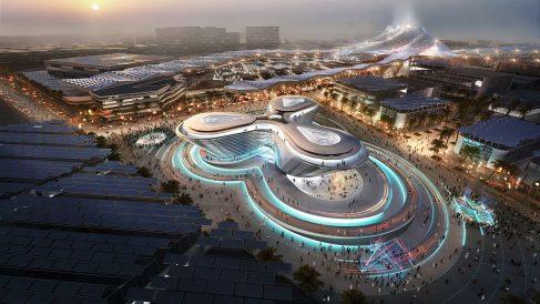 Dubai diseño de la Expo 2020