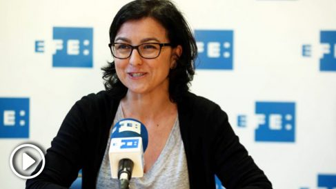 La portavoz del PSC en el Parlament, Eva Granados. (Foto: EFE)