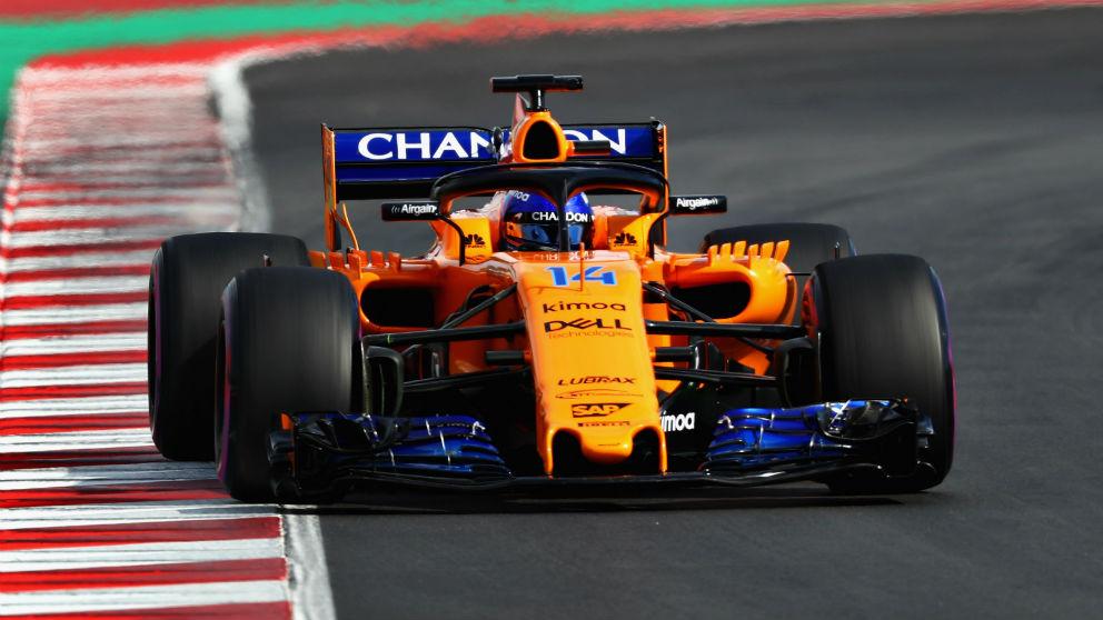 Según Mika Hakkinen, tanto McLaren como Fernando Alonso serán capaces de pelear por podios y victorias este año, mostrando un nivel similar al que tiene Red Bull. (getty)