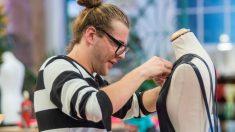 La mítica chaqueta de Chanel en 'Maestros de la Costura'.