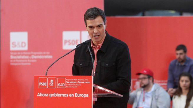 Pedro Sánchez, secretario general del PSOE (Foto: EFE)