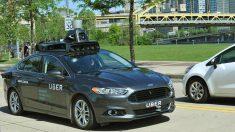 Un vehículo sin conductor de Uber por las calles de San Francisco. (Foto: Uber)