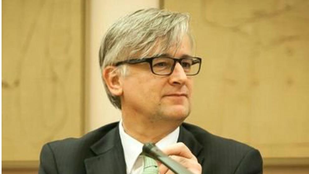 Ignacio Ybáñez Rubio, embajador de España en Rusia.