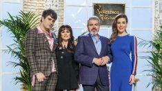 'Maestros de la costura' subió su audiencia ayer lunes (Foto: RTVE).