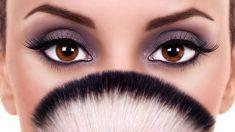 Guía para saber cómo maquillar unos ojos marrones