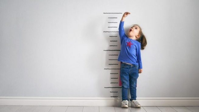 Como ser más alto manera natural