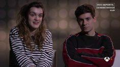 Los detalles de la entrevista de Alfred y Amaia en Espejo Público.