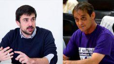 Ramón Espinar y Julián Serrano