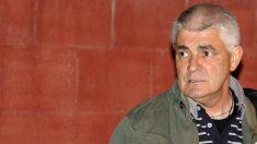 El etarra José Antonio López Ruiz 'Kubati'. (Foto: AFP)