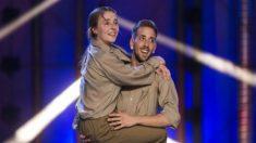 Wondy y Adrián, los inmunes de 'Fama a bailar'.