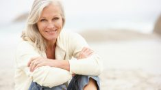 La transición a la menopausia por lo general comienza a los 40 años.