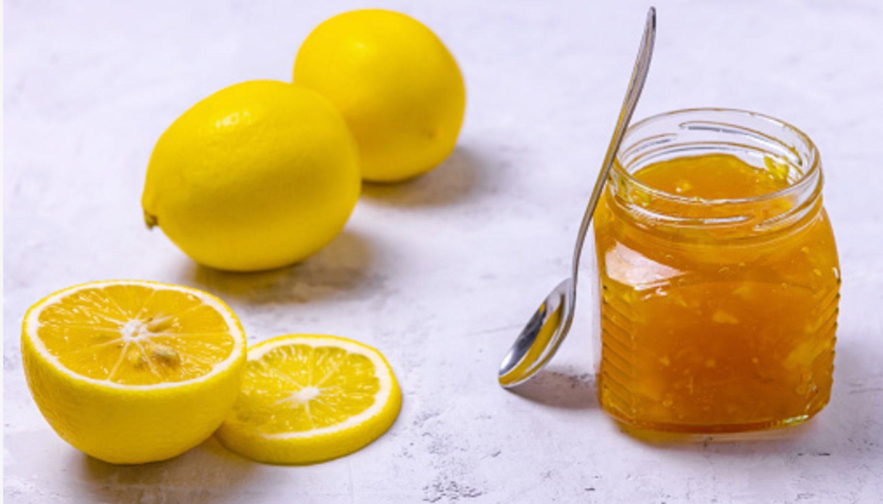 Mermelada de limón casera, receta para disfrutar todo el año de este cítrico