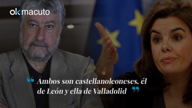 José María Fidalgo se reúne a comer con la «vice» y como buen caballero paga él la cuenta