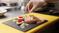 Receta de ensaladilla de cangrejo fácil de preparar