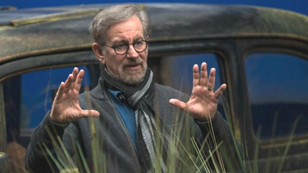 El cineasta estadounidense Steven Spielberg.