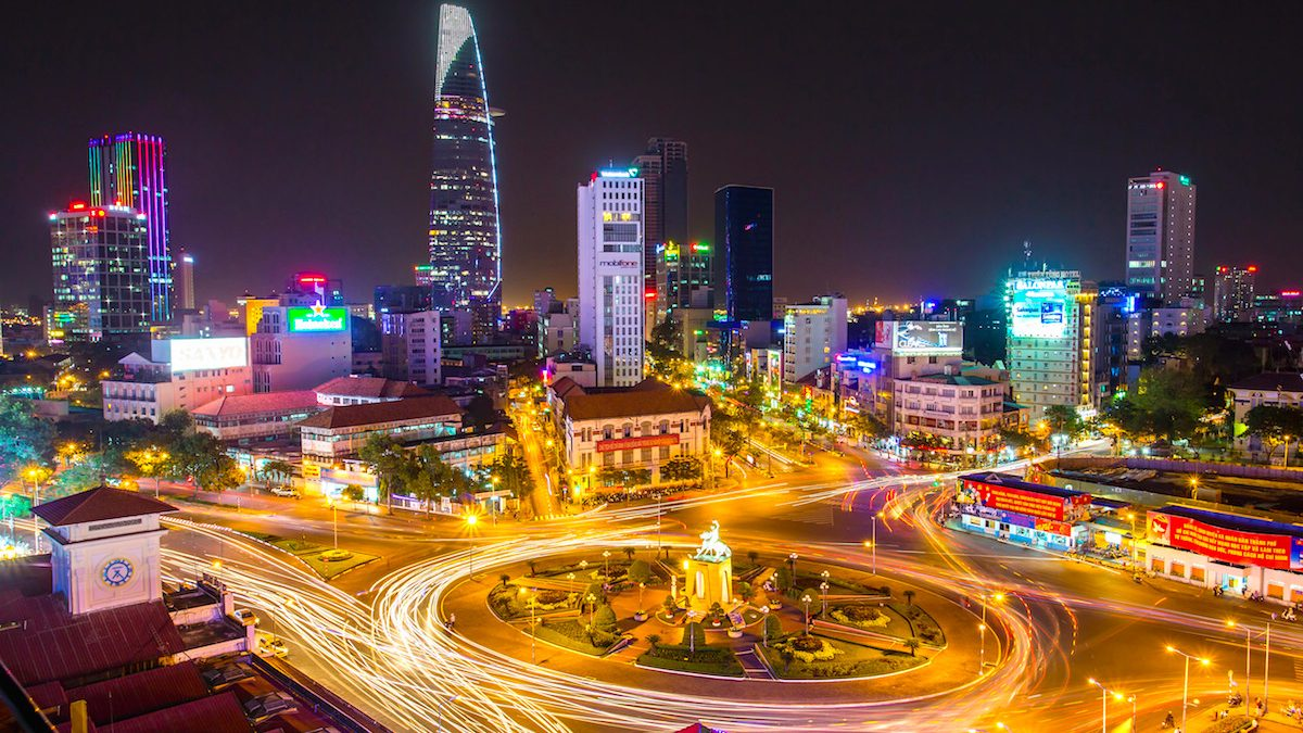 Ciudad Ho Chi Minh, Vietnam (Foto. Getty)