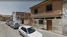 Avenida de la Constitución, 3 en Corella (Navarra), sede de la comuniad El Baraka, donde predicaba el imán salafista.