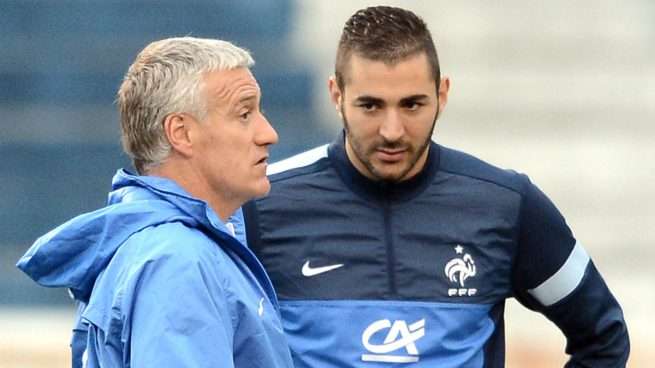 deschamps-benzema-francia
