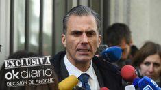 El abogado de VOX, Javier Ortega.