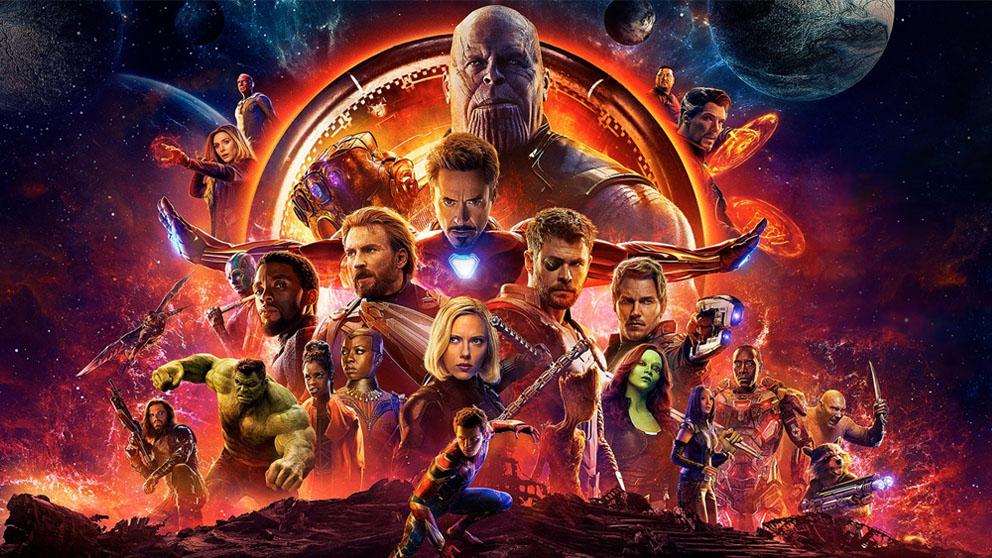 Twitter se ha llenado de memes que recuerdan que Vengadores: Infinity War no es ni mucho menos el crossover más espectacular que hemos visto