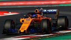 Fernando Alonso, a pesar de las dudas mostradas por el McLaren MCL33 durante la pretemporada, es visto por los apostantes como uno de los pilotos con más opciones de cara a conquistar el mundial de Fórmula 1. (Getty)
