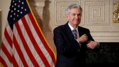 Presidente do Federal Reserve, Jerome Powell