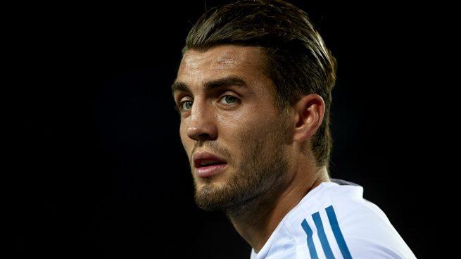 Kovacic, durante un partido con el Real Madrid. (Getty Images)