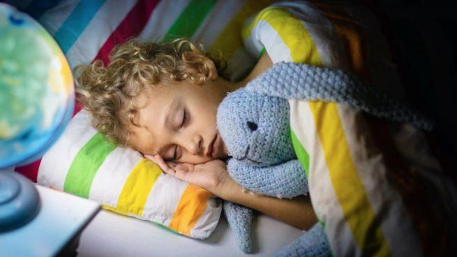hora niños dormidos