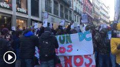 Disturbios en Lavapiés