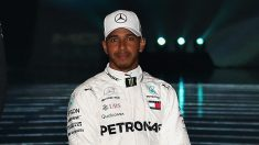 La renovación de Lewis Hamilton por Mercedes es inminente, quedando solamente el fleco de la duración del contrato por acordar entre el piloto y la escudería. (Getty)