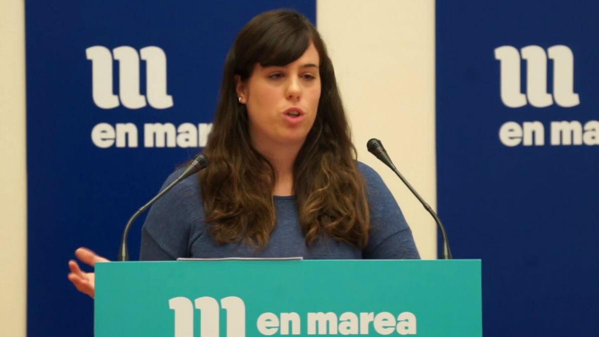 Paula Quinteiro, diputada de Podemos En Marea (Foto:Twitter)