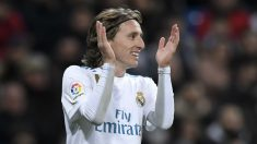 Luka Modric (AFP).