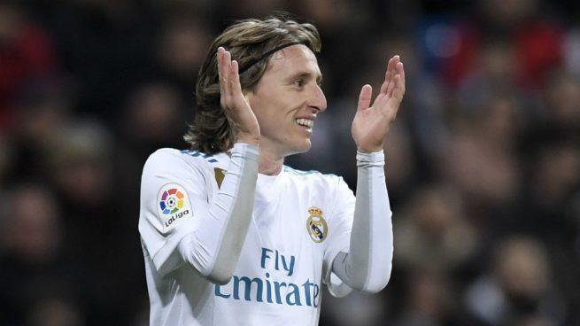 En Italia desvelan todas las cifras de la 'operación Modric'