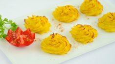 Receta de patatas duquesa: una forma diferente de comer puré de patatas