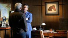 Somoza atemoriza a Quintero en 'Servir y proteger'