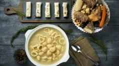 Receta de sopa de galets un plato tradicional paso a paso
