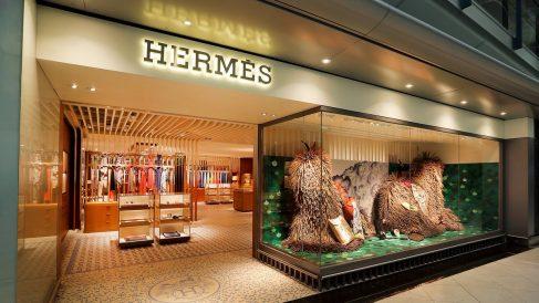 Tienda Hermès (Foto. Hermès)