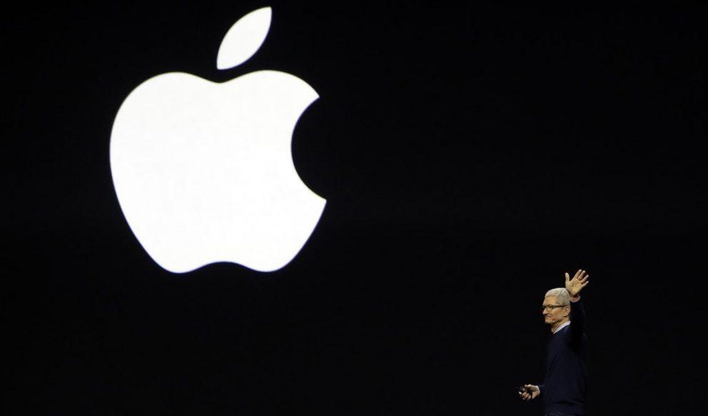 Tim Cook, CEO de Apple (Foto. Getty)